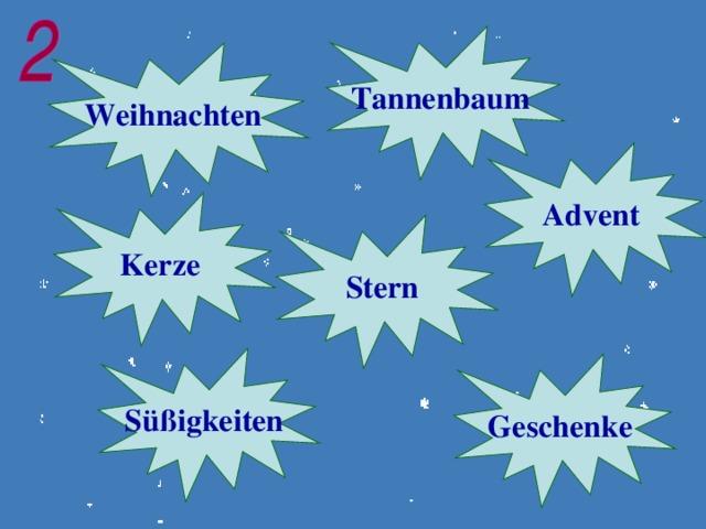Tannenbaum Weihnachten Advent Kerze Stern  S üßigkeiten  Geschenke