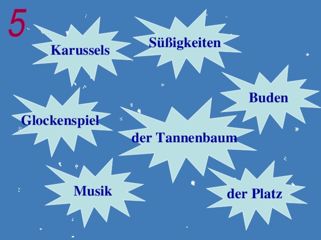 S üßigkeiten Karussels Buden Glockenspiel der Tannenbaum  Musik  der Platz