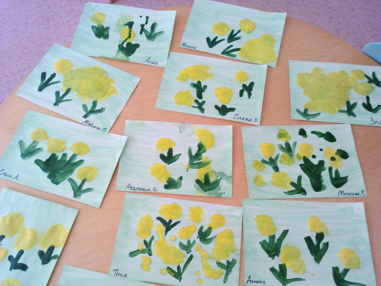 участниц красивые рисунки с детьми подготовительной группы это