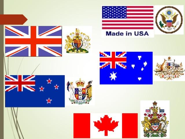 старше флаги англоязычных стран с картинками этого является буквально
