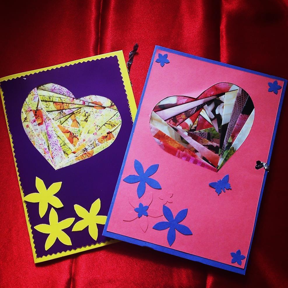 открытка маме в стиле айрис фолдинг готовы претворить