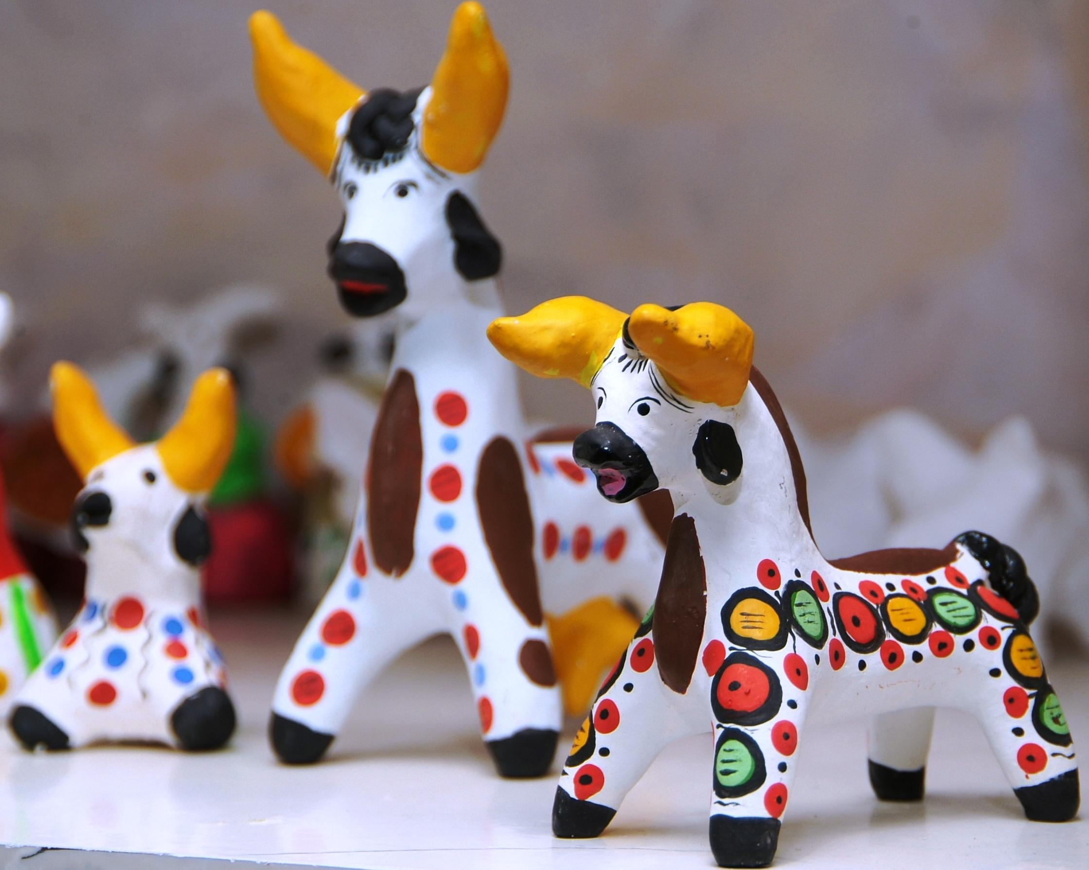 картинки глиняной игрушки видели когда-нибудь