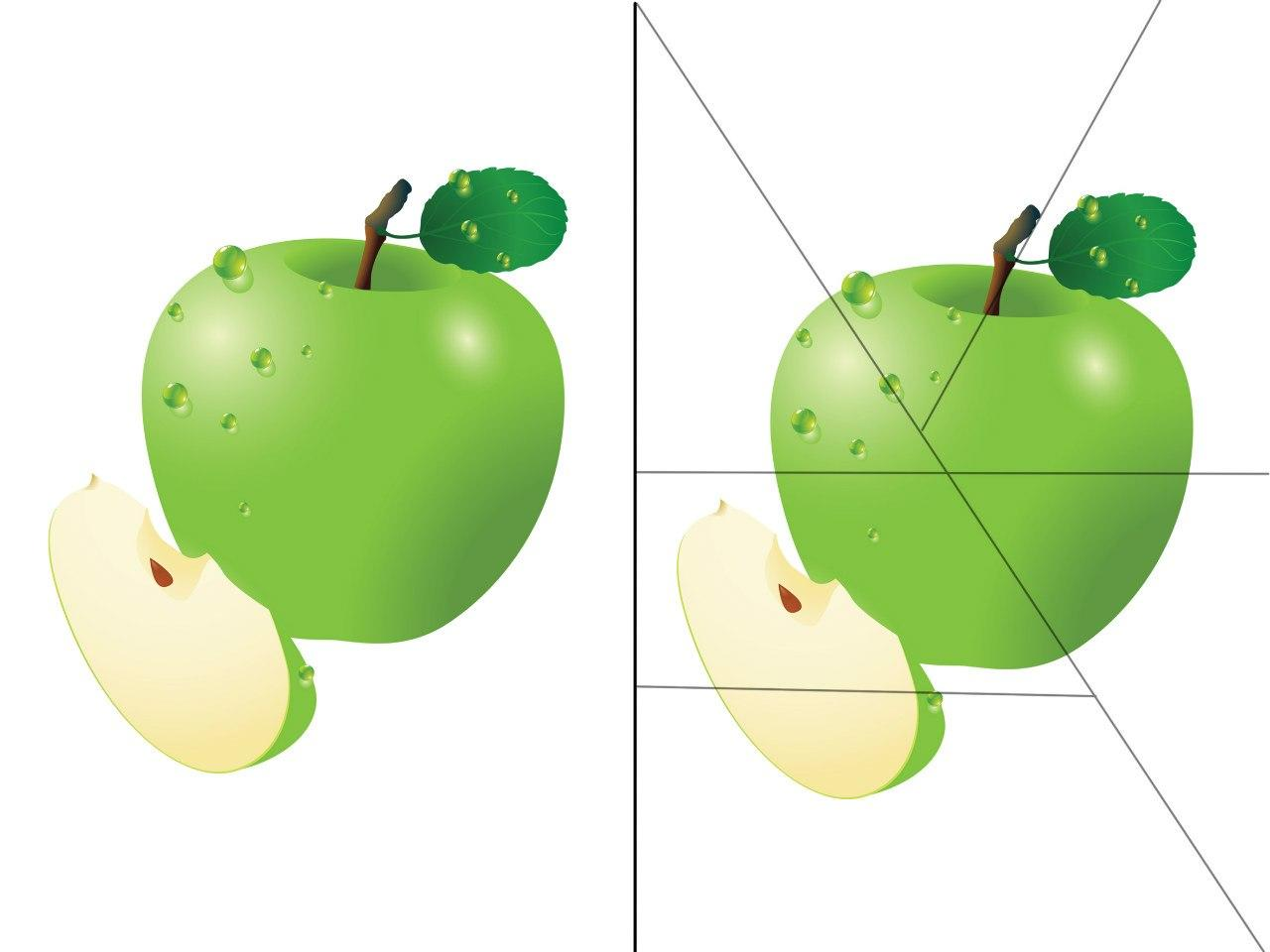 разрезные картинки на дереве фрукты радость