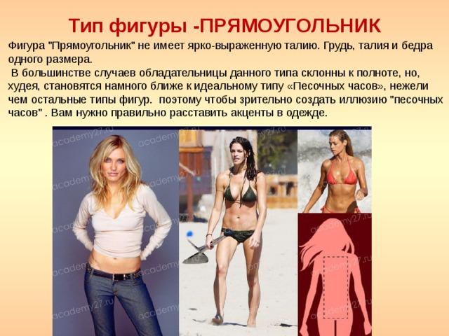 Как Похудеть При Фигуре Прямоугольник. Как правильно худеть, если ваша фигура – Прямоугольник?