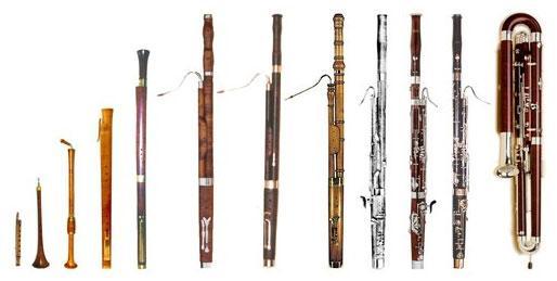 Духовые деревянные инструменты доклад 4910