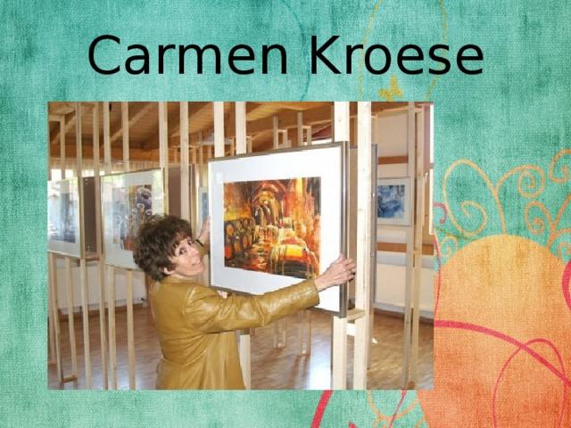 Carmen Kroese