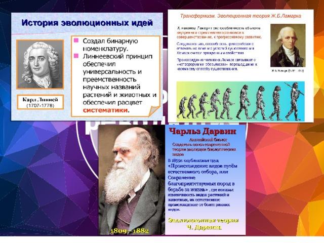 Эволюция и революция Subtitle here