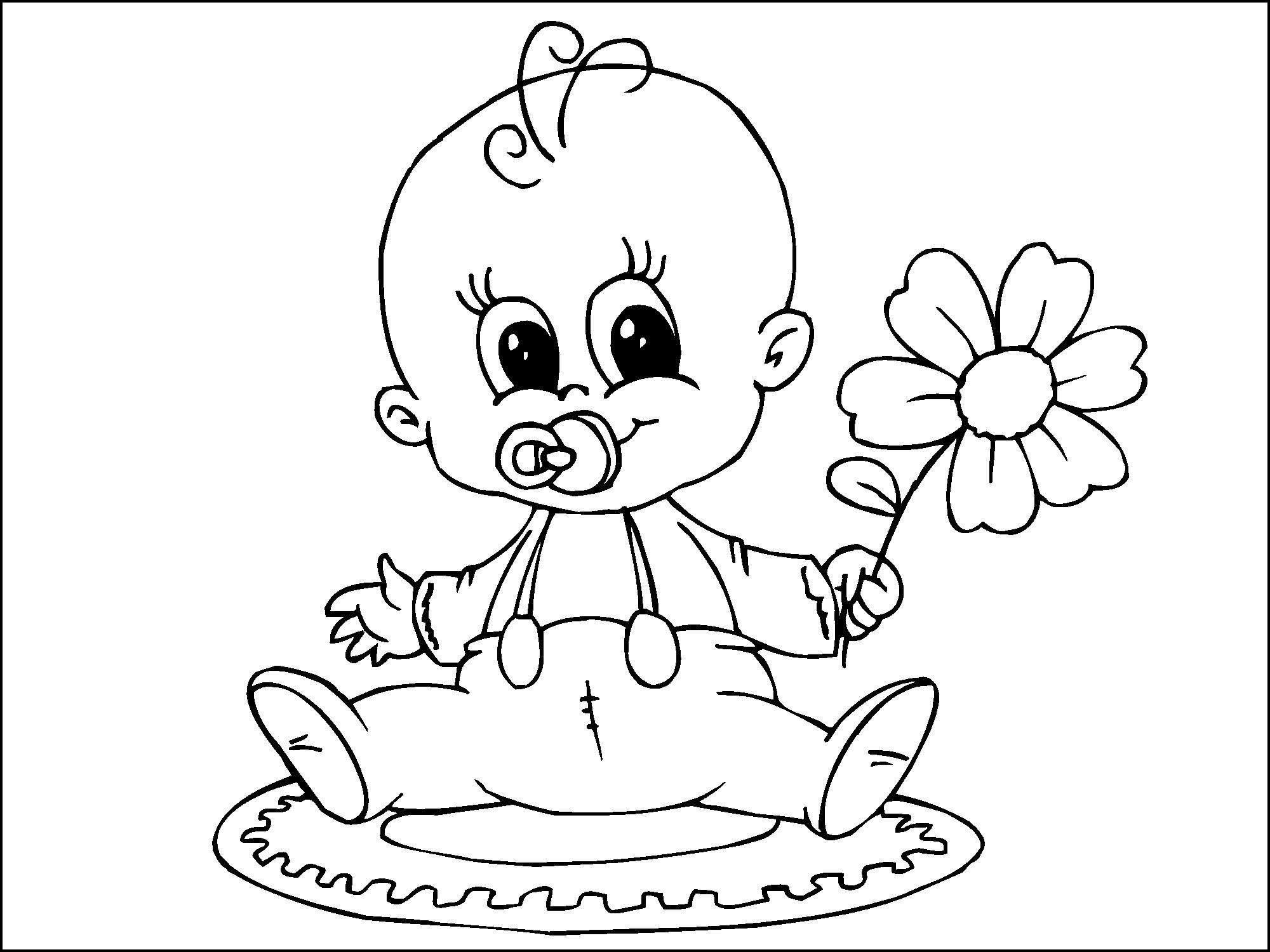 Открытка ребенку распечатать