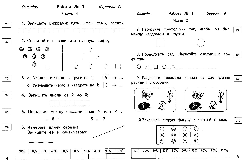 Планета знаний контрольные работы математика 6233