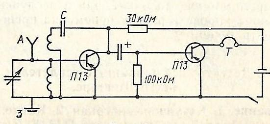 сборка действующей модели радиоприемника лабораторная работа