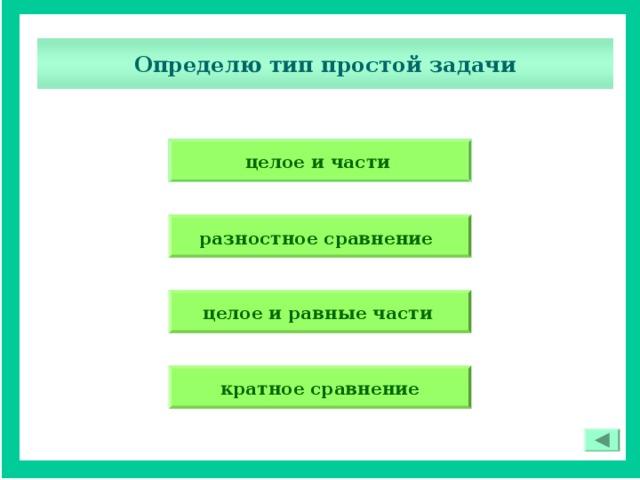 Алгоритм для решения задач на части решение задач на части от числа