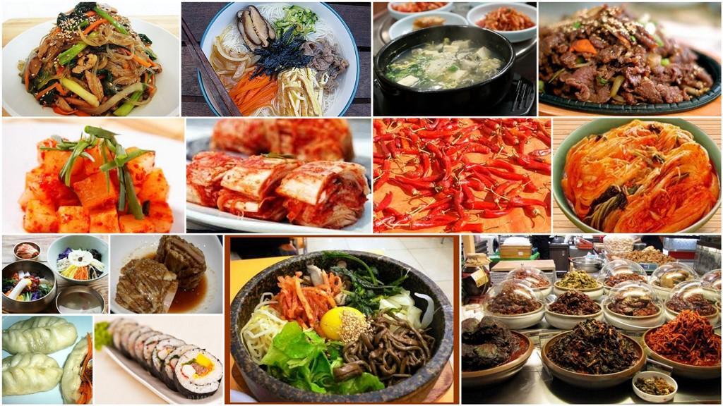 Корейская кухня дипломная работа 8578