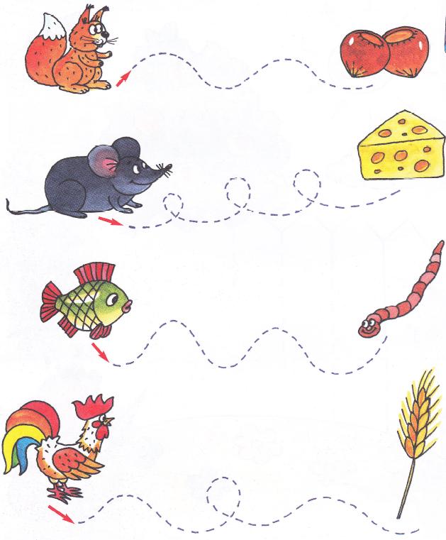 Прямые линии картинки для детей
