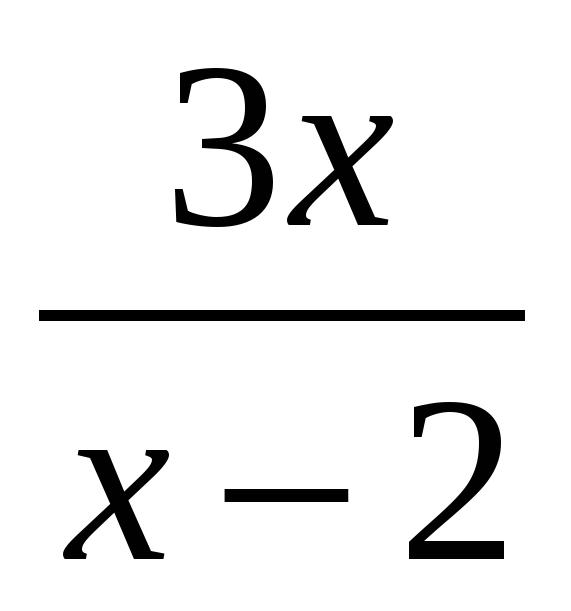 картинки алгебраические дроби факт обусловлен