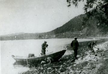Байкал. Первые экспедиции 1916 г.