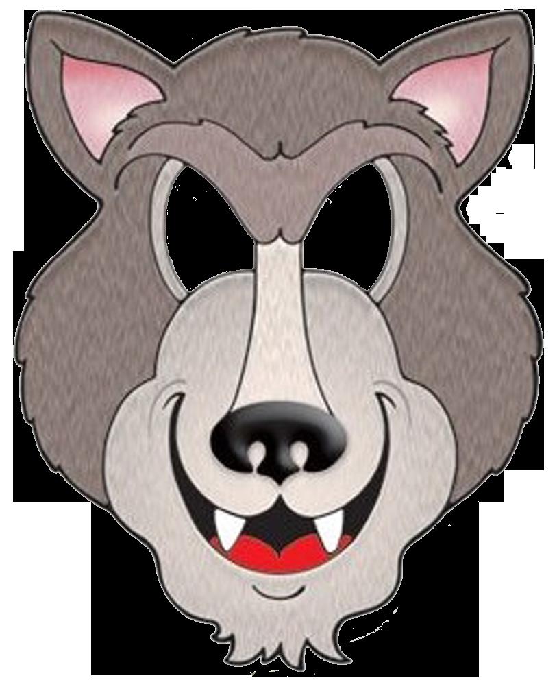 Картинка шапочка волка