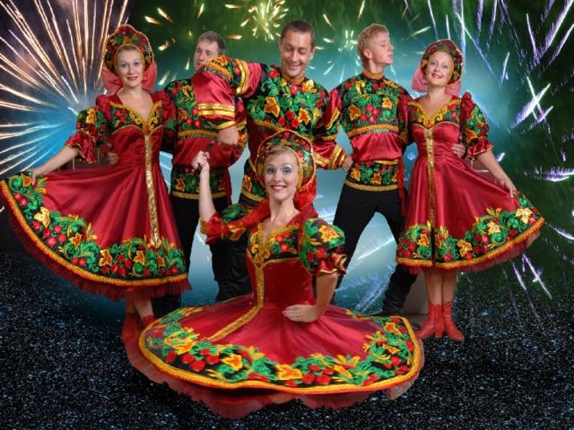 русский народный костюм для танца картинки крепится