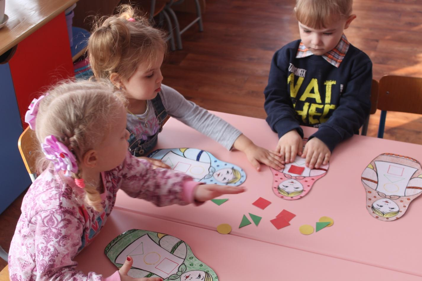 Игры с открытками для дошкольников