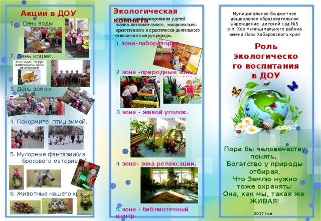 Буклет по экологии картинки