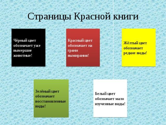 сегодняшний страницы красной книги россии что означает каждый цвет презентация опасное растение