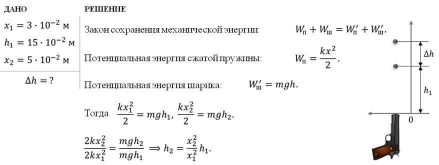 Задачи и решения по физике закон сохранения задачи и решения по переходным процессам