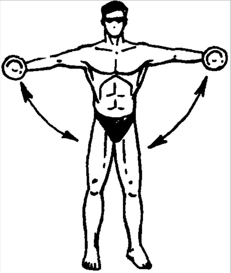 Картинки с упражнениями на силу в руках