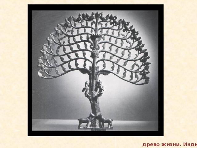 древо жизни. Индия