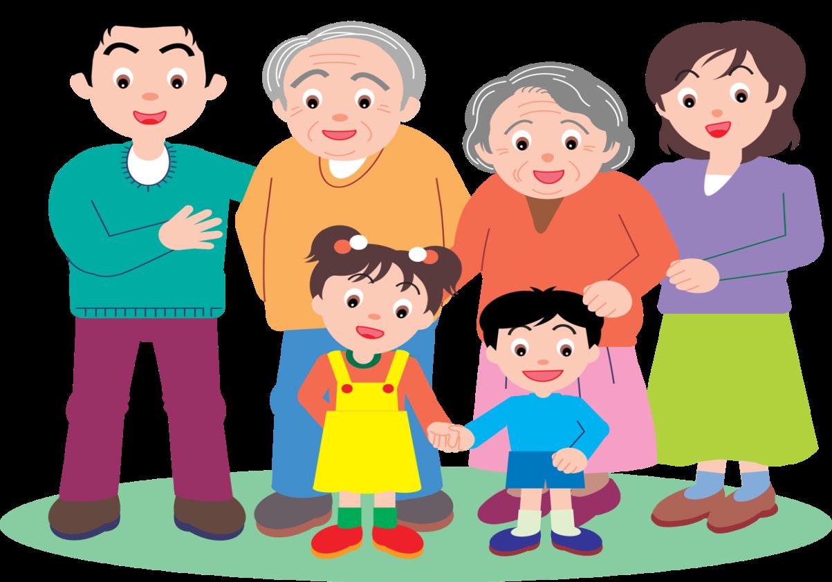 Анимашки розами, картинки с изображением семьи для школы