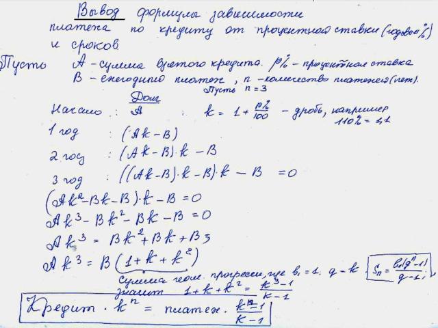1 января 2020 года павел витальевич взял в банке 1 млн рублей в кредит схема выплаты