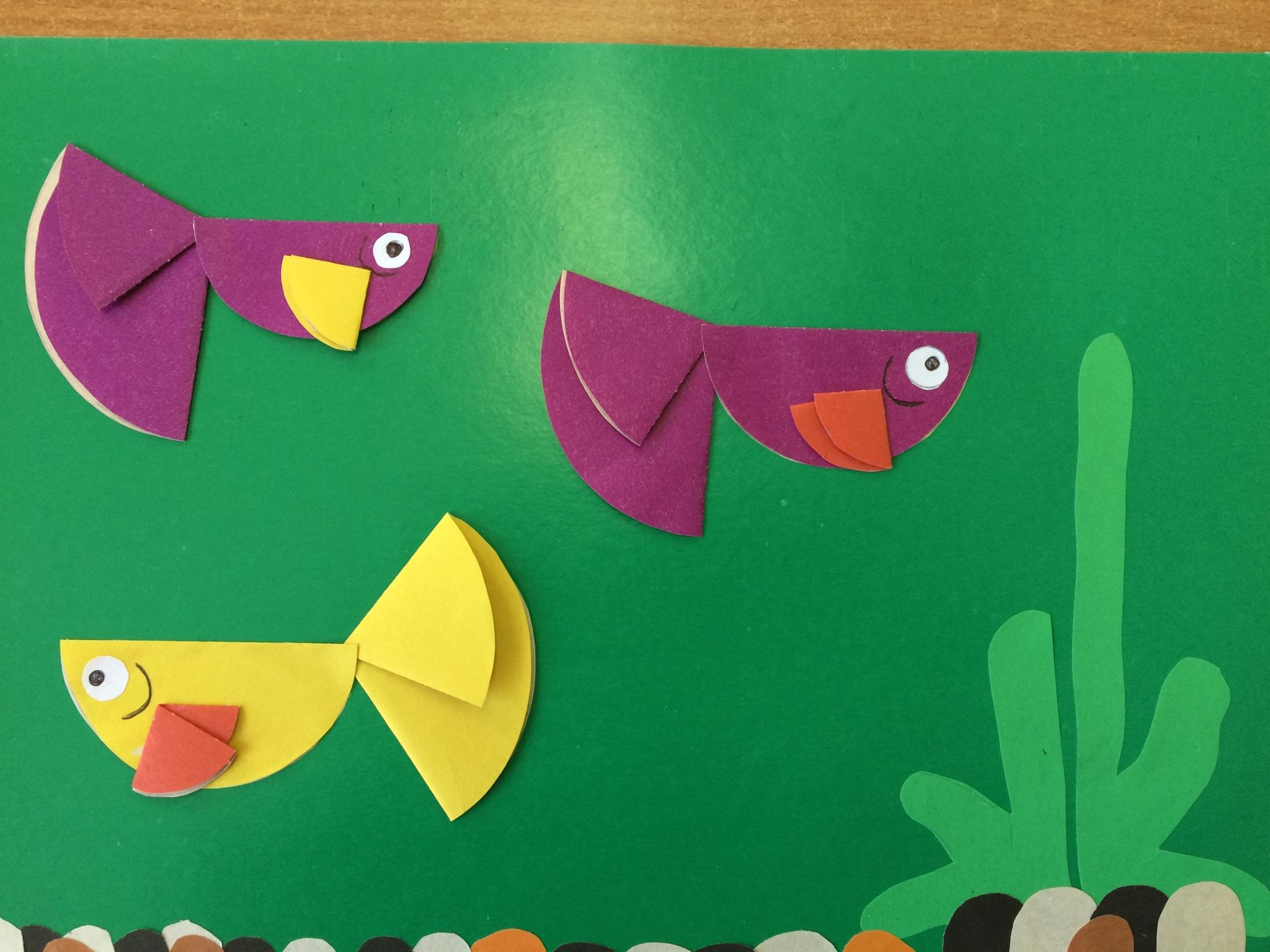 картинки оригами аквариум сожалению, нее умирают