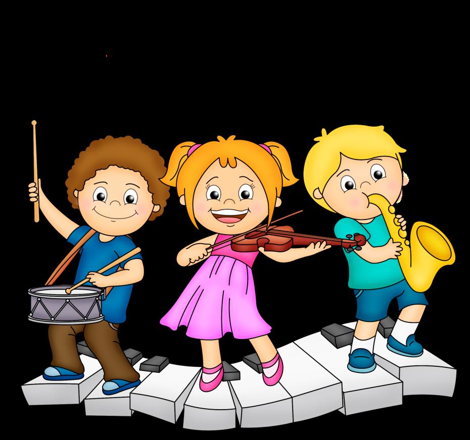 Музыки с картинками для детей