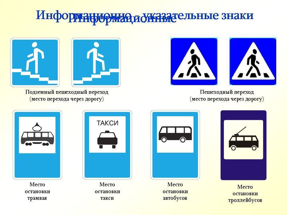 Пешеходные знаки дорожного движения картинки с пояснениями край