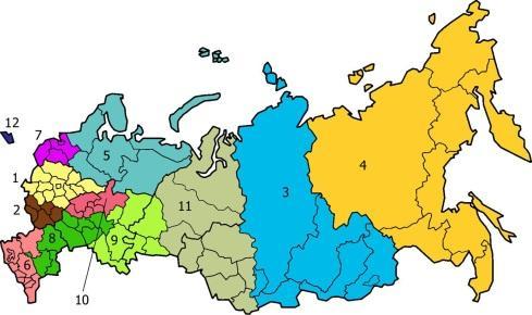 Какой регион беден природными ресурсами