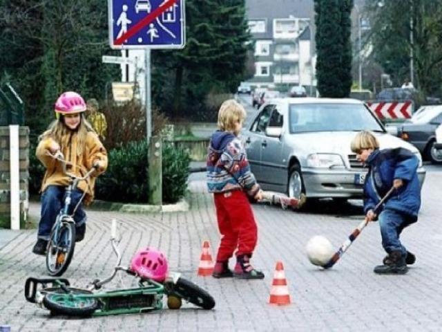 Фотографии правила безопасности на улице