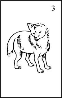 векслер картинки животных