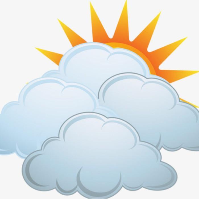 Облако погода мультяшные картинки