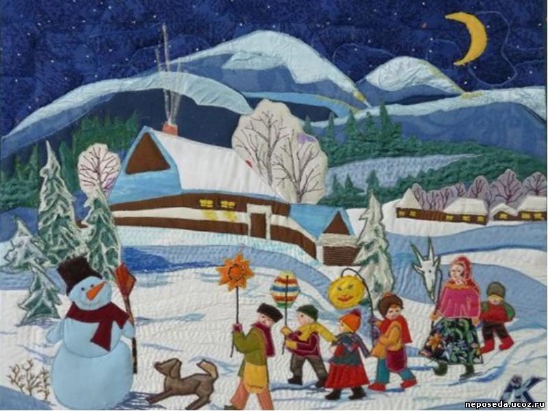 Картинки для дошкольников рождество