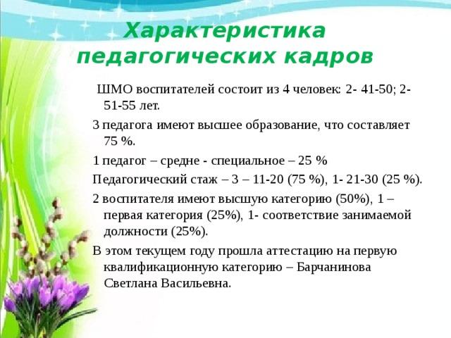 Доклады для шмо воспитателей 2622