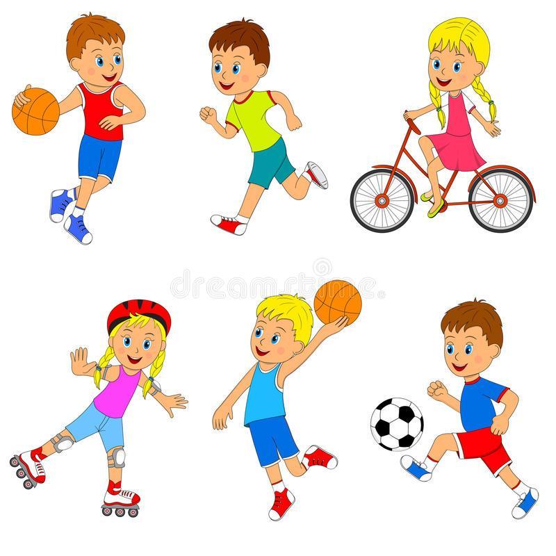 Картинки детские о спорте и физкультуре с животными, новорожденным вышитые поздравление