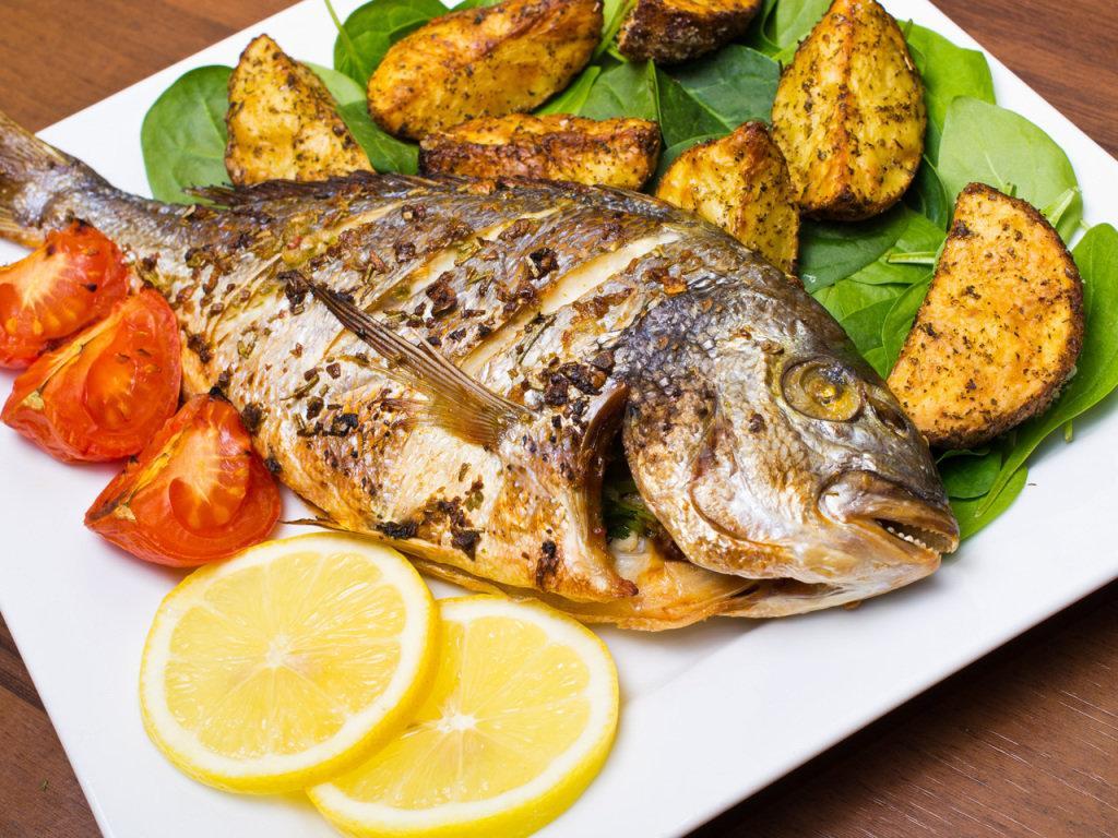 неисправимой блюда из морской рыбы рецепты с фото эти