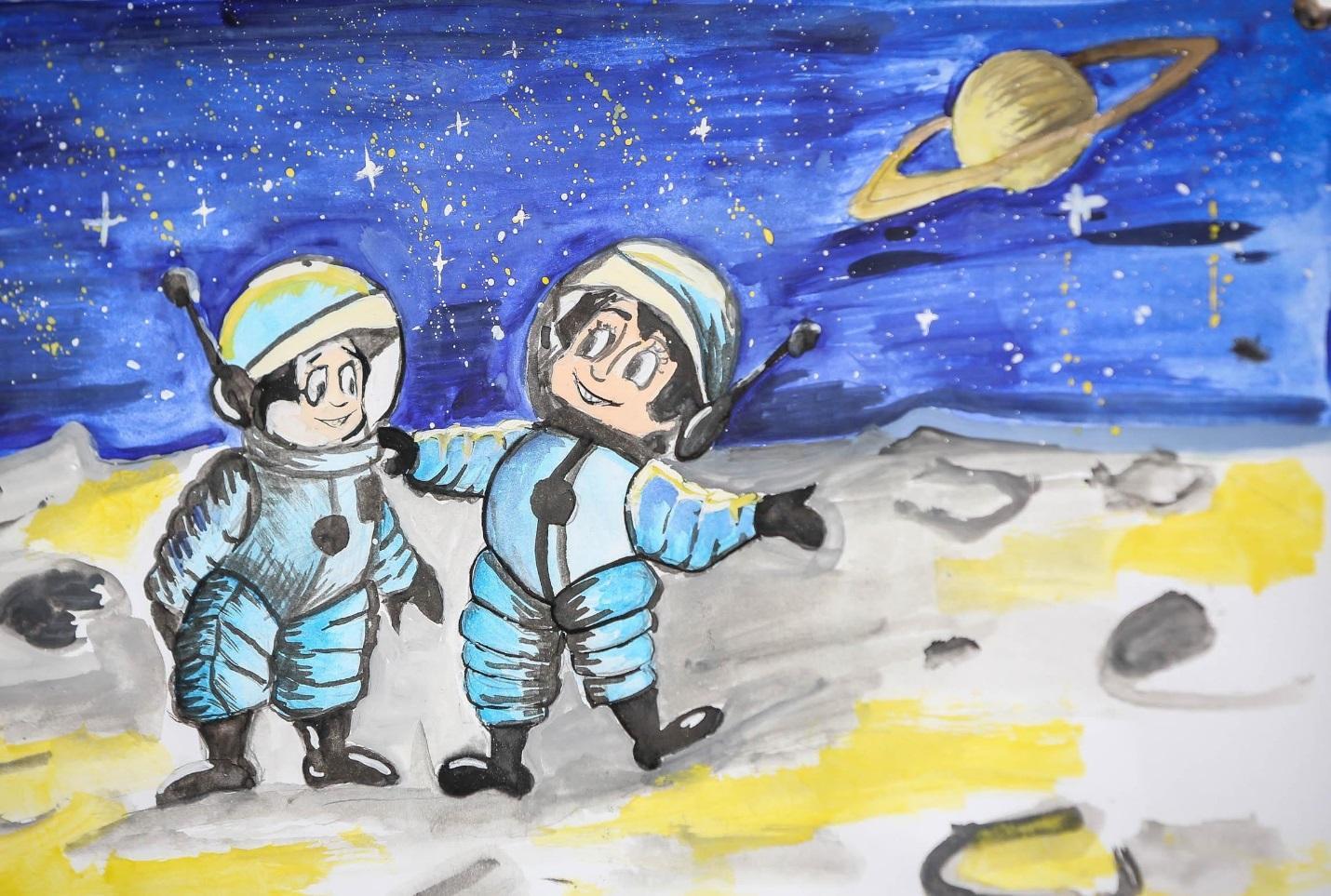 фпс картинки день космонавтики 1 класс все беды