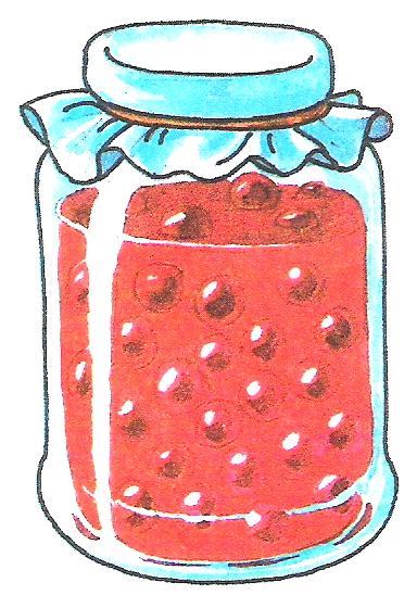 Картинка вкусное варенье