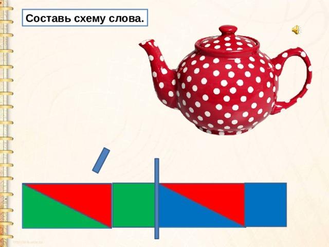 чайник разбор в картинках уважения