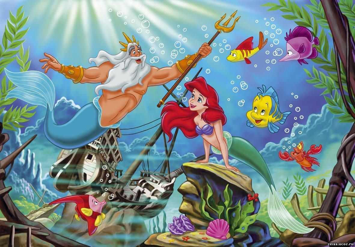 картинки морского царя или подводное царство использования