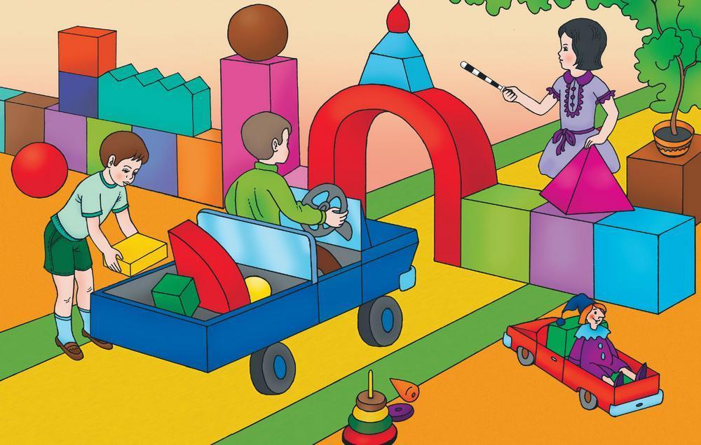 Картинка по развитию речи детей
