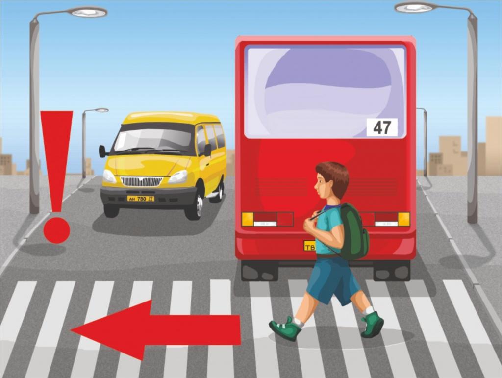 Картинки на правило дорожного движения для детей