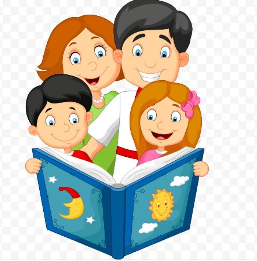 Семейные чтения картинки