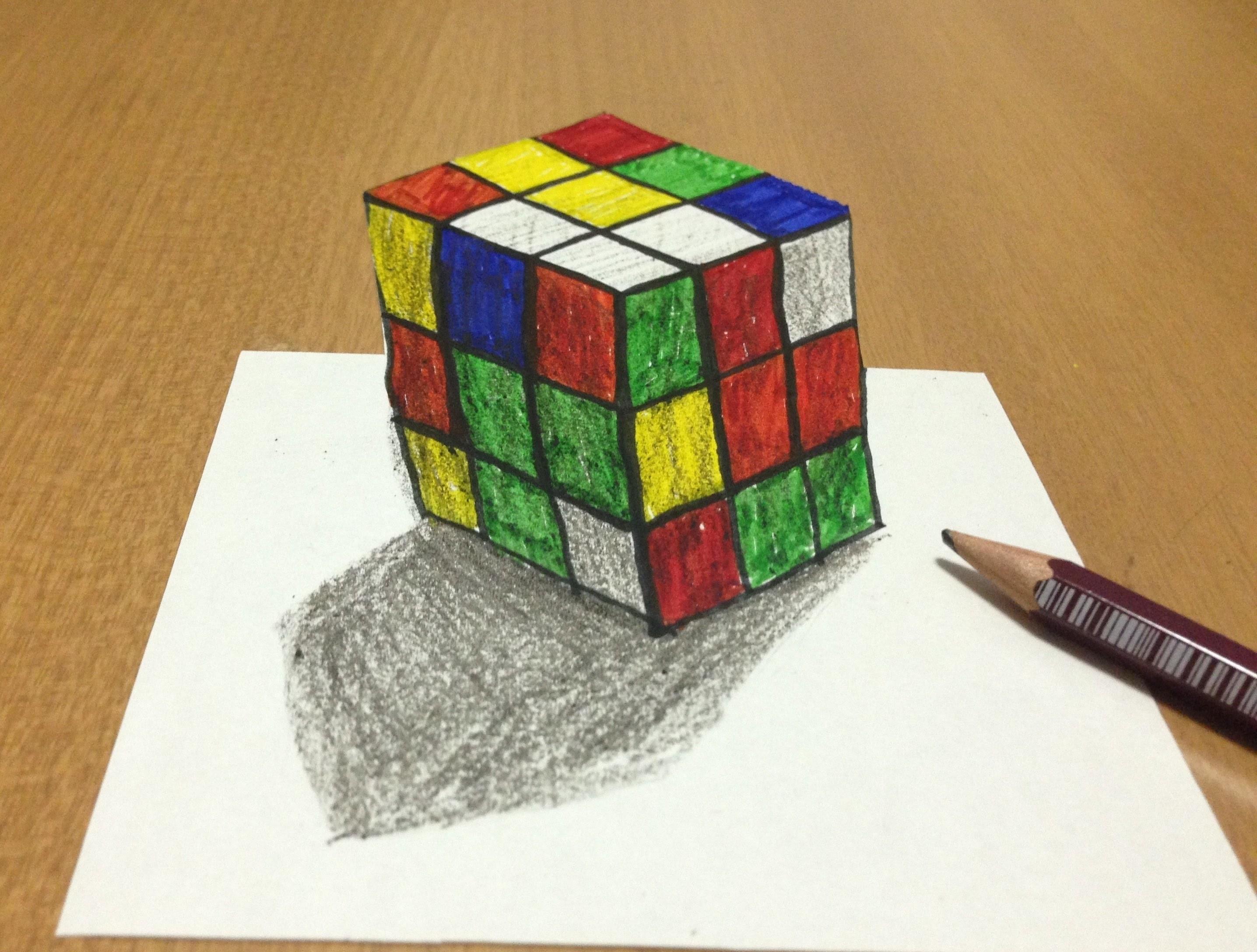 картинки кубиками рисовать наги жили