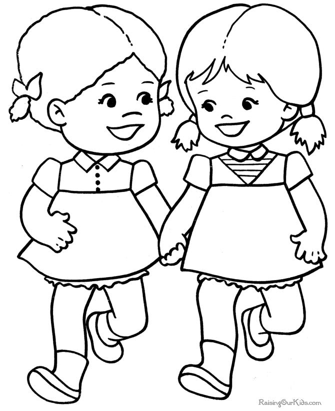 Картинки на тему дружба черно-белые
