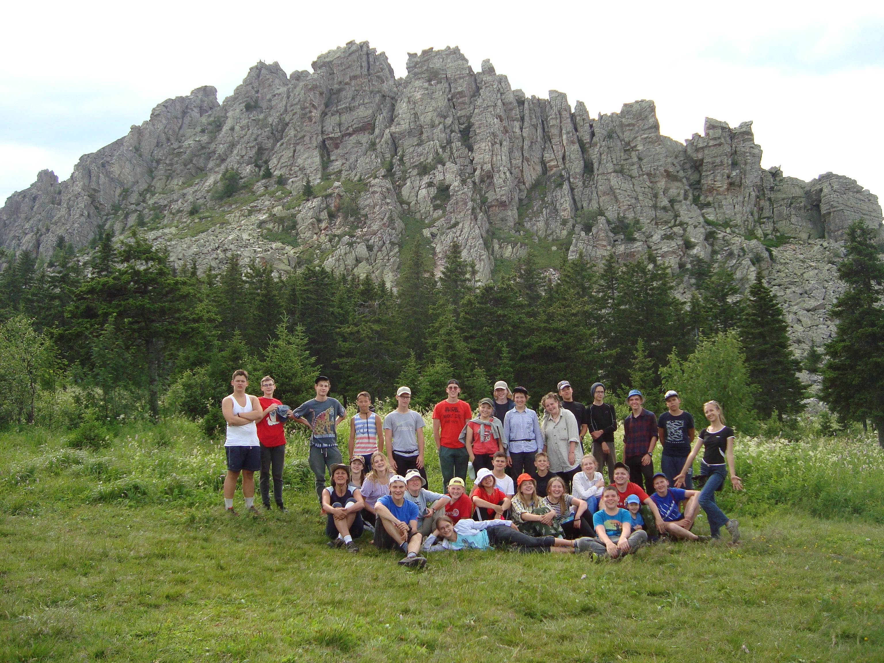 Отчет о пешем туристском маршруте  I категории сложности по национальному парку Таганай,  Челябинская область